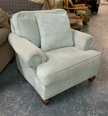 Seafoam Accent Chair
