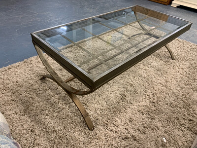 Industrial-style Coffee Table