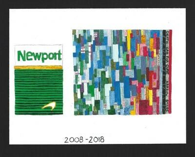 """""""2008-2018"""" Print - Boyfriend Collection"""