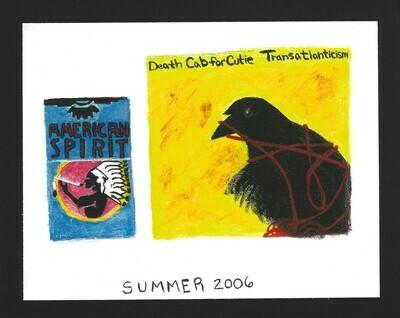 """""""Summer 2006"""" Print - Boyfriend Collection"""