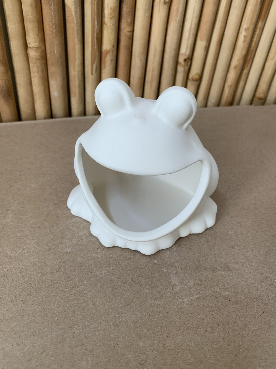 Paint Your Own Pottery - Ceramic   Frog Painting Kit