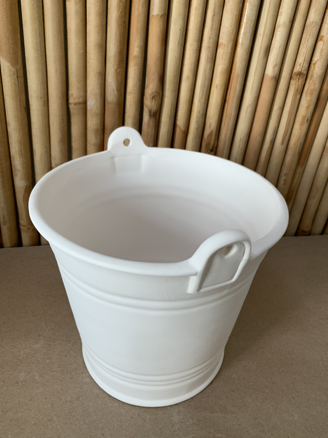 Paint Your Own Pottery - Ceramic   Beach Pail Bucket Painting Kit