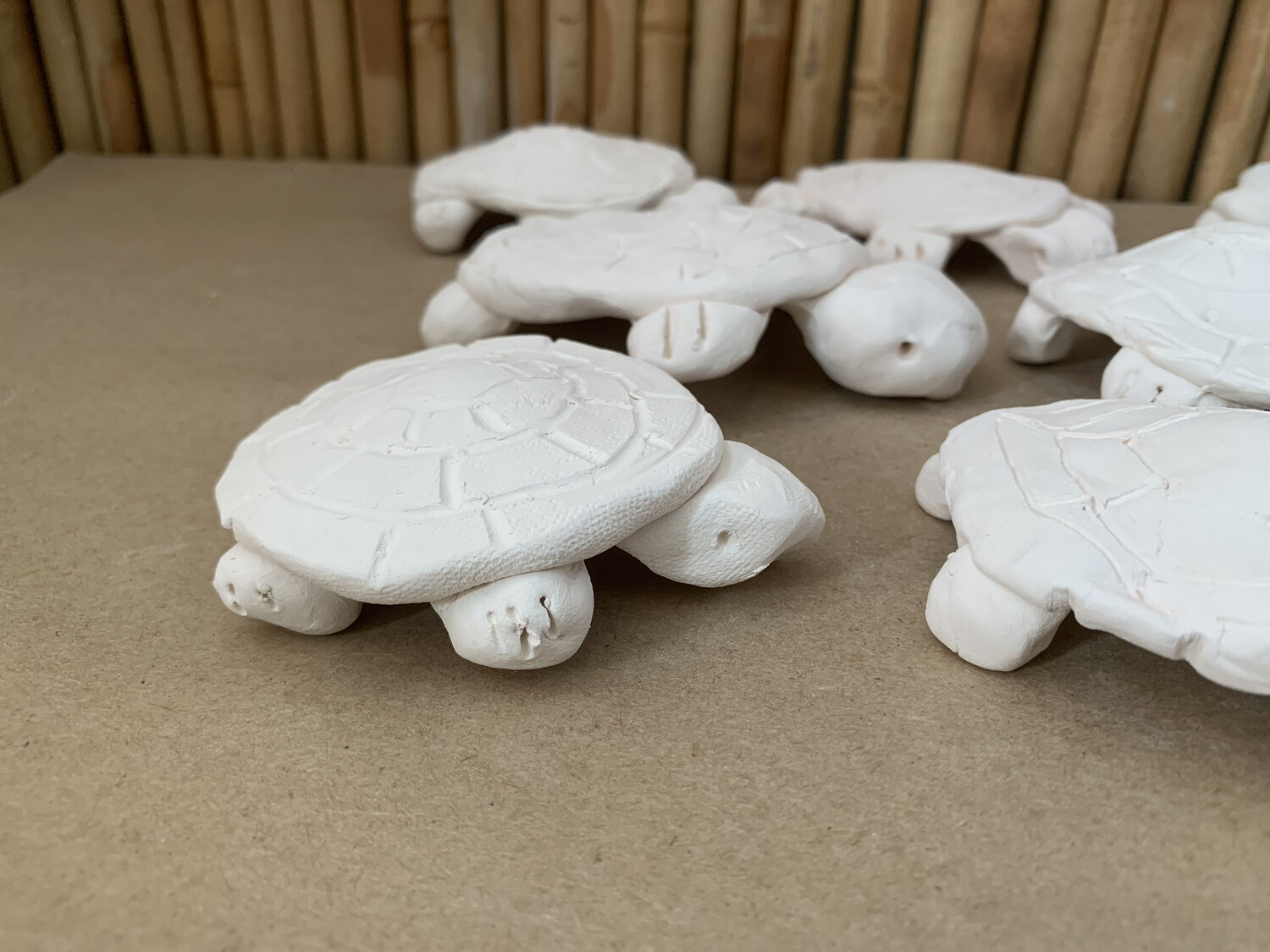 Paint Your Own Pottery - Ceramic Small Turtle Painting Kit
