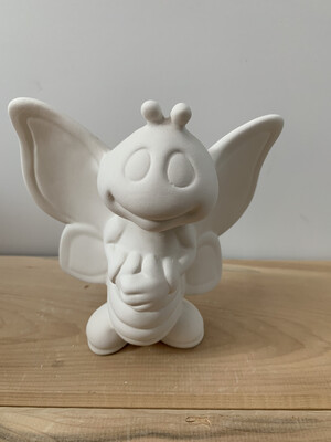 Paint Your Own Pottery - Ceramic   Butterfly Figurine Painting Kit
