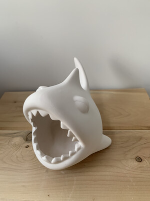 Paint Your Own Pottery - Ceramic   Shark Painting Kit