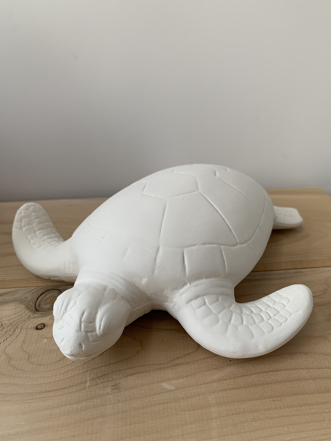 Paint Your Own Pottery - Ceramic  Sea Turtle Figurine Painting Kit