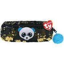 Bamboo Panda pencil case