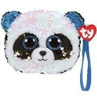 Bamboo coin purse
