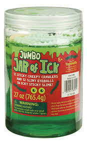 Jumbo Jar of Ick