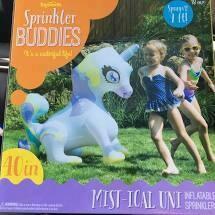 Sprinkler buddies Unicorn