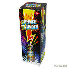 Canned Thunder
