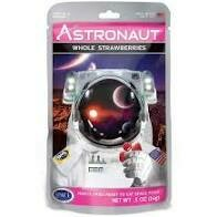 Astronaut Strawberry snack