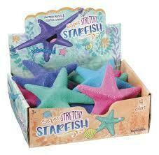 Super Stretchy Starfish