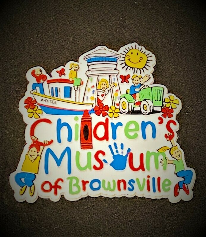 Children's Museum Magnet
