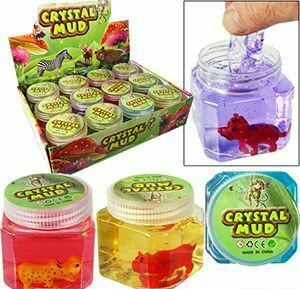 Animal Crystal Mud Slime