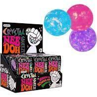 Crystal Nee Doh Ball