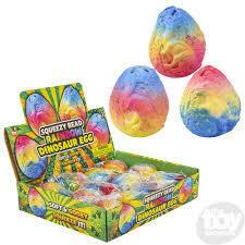Rainbow Dinosaur Egg