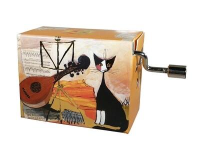 Fridolin Music Box