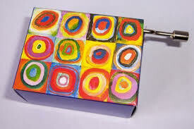 Fridolin Musical Box Kandinsky