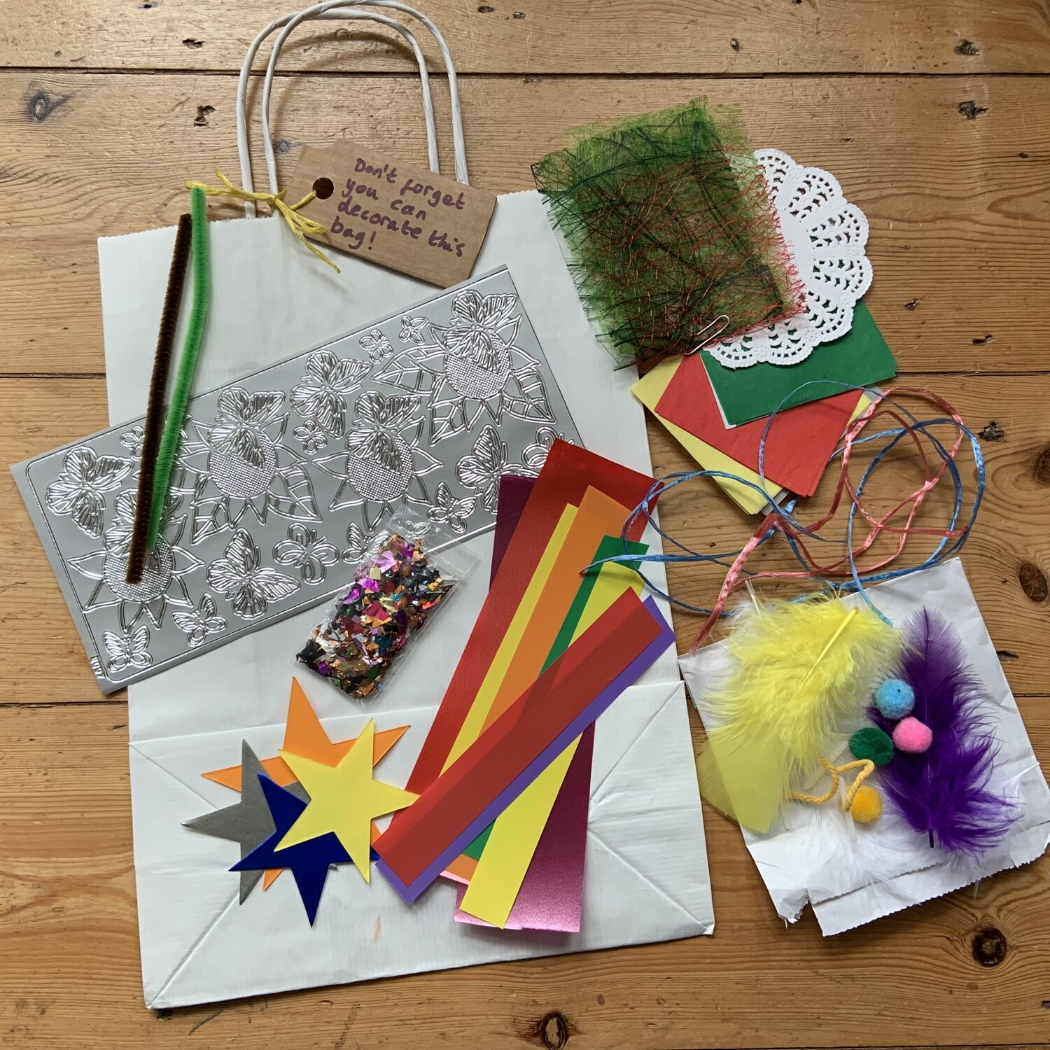 Lucky Dip Crafty Bits Pack