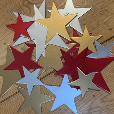 Bag of Shiny Stars