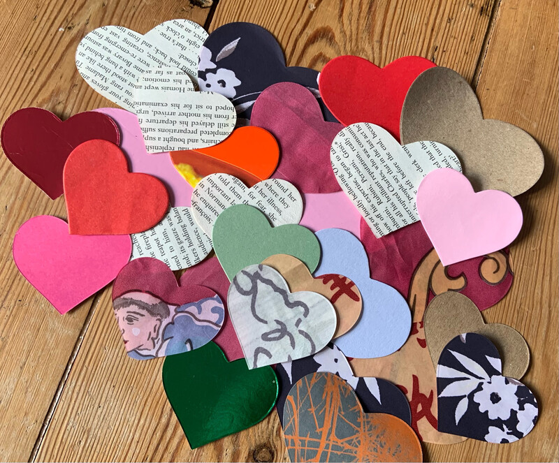 Bag of Hearts (for Grown Ups)