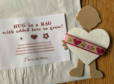 Hug in a Bag with added love to grow