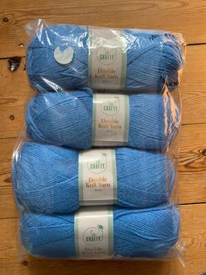 Yarn: So Crafty Double Knit
