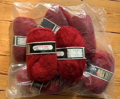 Yarn: Brushed Double Knitting