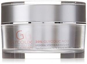 Glycolix Elite 20% Glycolic Acid Face Cream - 1.6%