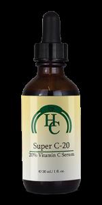 Hale Super C-20 Serum - 1 oz