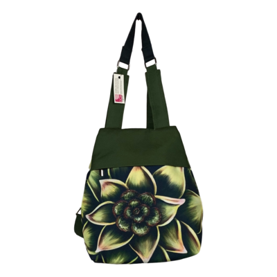 Succulent Fashion Backpack