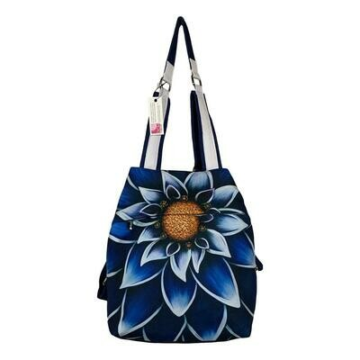 Into the Blue Fashion Backpack