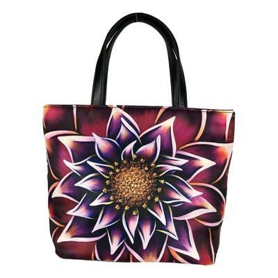 Gilded Petite Bucket Handbag
