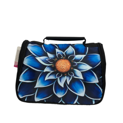 Into The Blue Travel Pouch