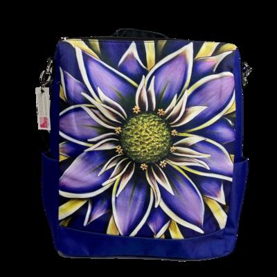 Royalty Messenger Backpack
