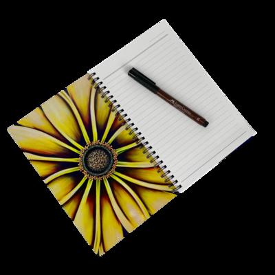 Sunflower - Notebook