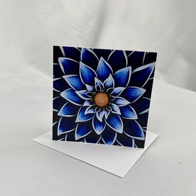 Into The Blue - Mini Cards