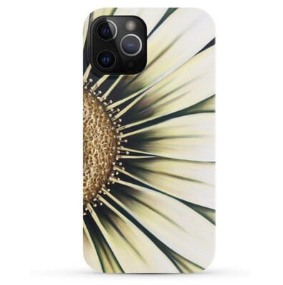 White Daisy - Total Protection Phone Case