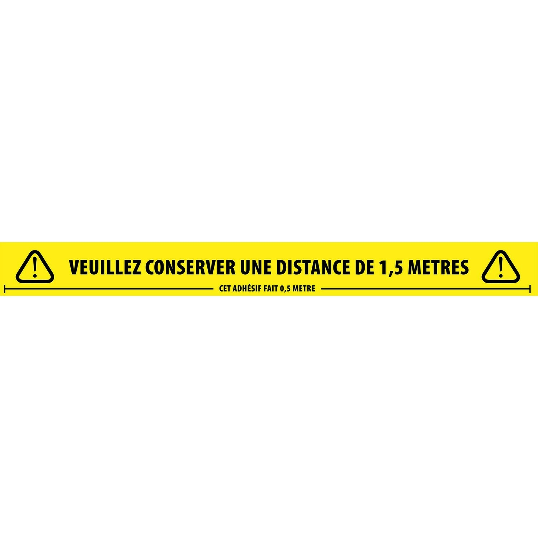 Social Distancing Tape Frans