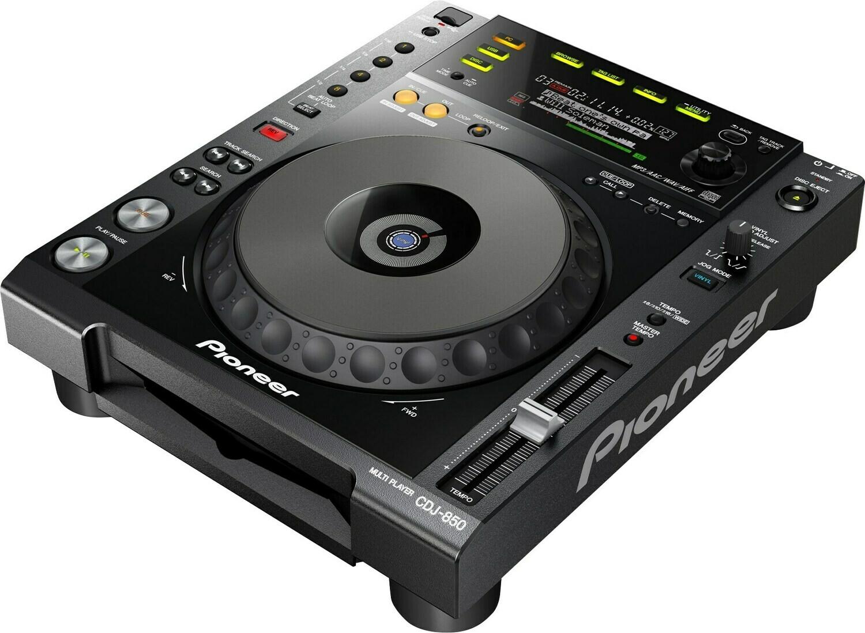 Pioneer DJ CDJ-850-K