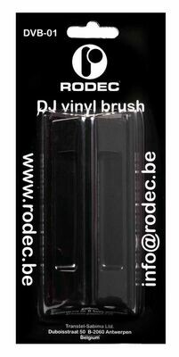 Rodec DVB-01 DJ Vinyl Brush