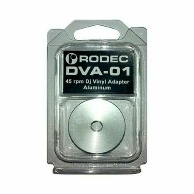 Rodec DVA-01 Single Vinyl Adapter 45 RPM