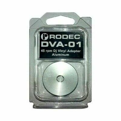 Rodec DVA-01 Single Vinyl Adapter 45 RPM