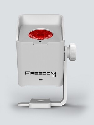Chauvet DJ Freedom H1X4 Pack (White Housing)
