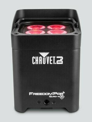 Chauvet DJ Freedom Par Quad-4 IP