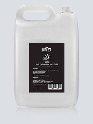 Chauvet DJ High Performance Haze Fluid - 4x 5 litres