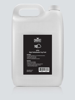 Chauvet DJ High Performance Fog Fluid - 4x 5 litres