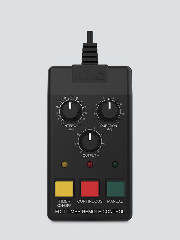 Chauvet DJ Timer Fog Remote