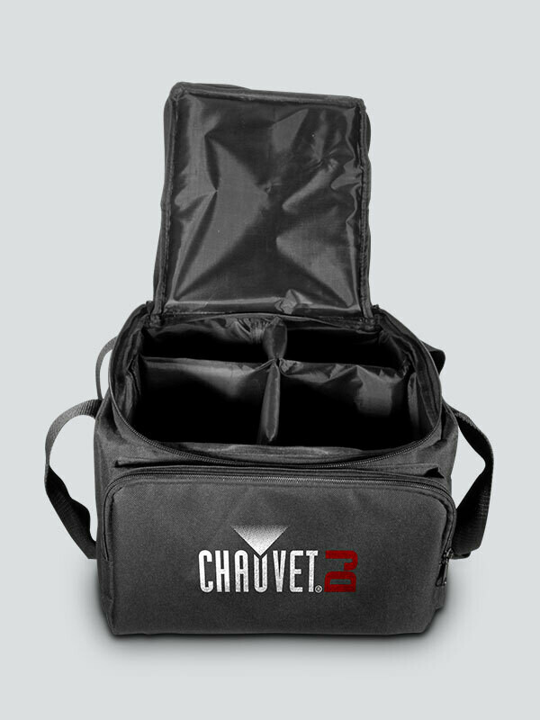 Chauvet DJ VIP Gear Bag for 4pc Freedom Par Tri-6/Quad-4/Hex-4